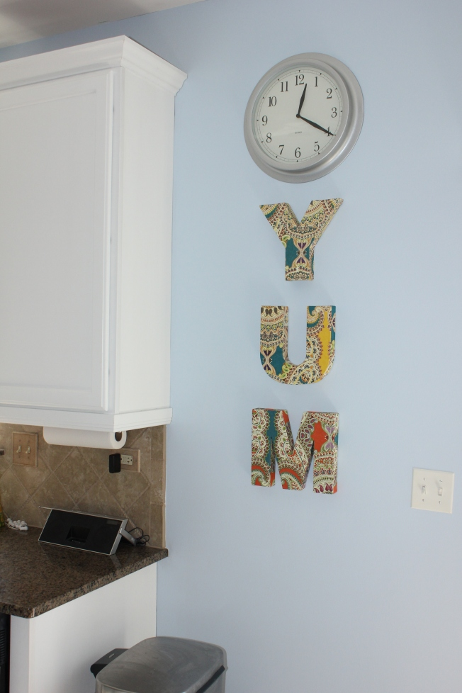 Venetian Print Letters from Cost Plus World Market
